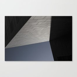 Architecural Shades Canvas Print