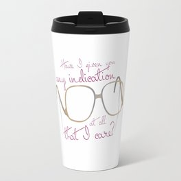 Funny Sofia Quote - The Golden Girls Travel Mug