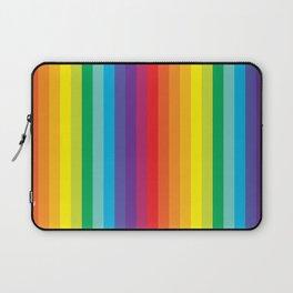 Rainbow Stripes Laptop Sleeve