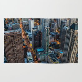 Chicago Downtown Rug