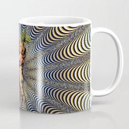 Kissing Carrots  Coffee Mug