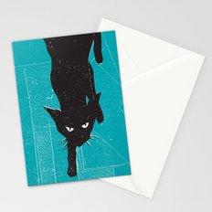 Black Kat Stationery Cards