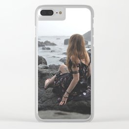 Selkie Clear iPhone Case