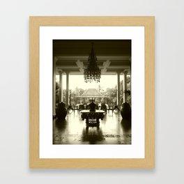 Opulence Framed Art Print