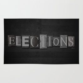 Elections Rug