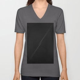 Danger Zone Unisex V-Neck