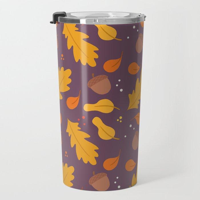 Autumn is Coming Travel Mug