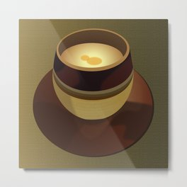 Sentro Coffee Metal Print