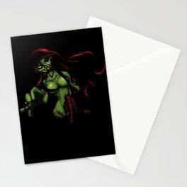 zombie sexy ? [censored] Stationery Cards