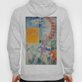 "Robert Delaunay ""Astra"" (also known as Study for ""The Football Players of Cardiff"") Hoody"