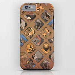 On Safari iPhone Case