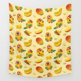 Lil' Mangoes Wall Tapestry