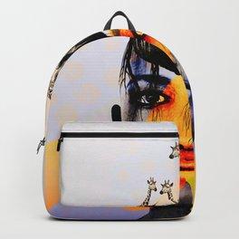 abstarct art Backpack