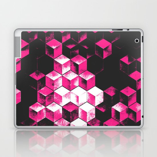 cubx Laptop & iPad Skin