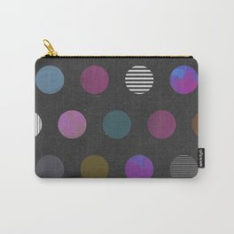 Just Pretend Polka Dots 2 Carry-All Pouch
