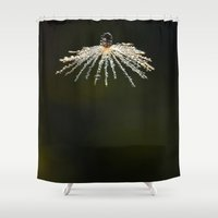 chandelier Shower Curtains featuring Grand Chandelier  by ChandalC