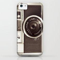 Camera Slim Case iPhone 5c