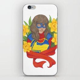 Marvelous iPhone Skin