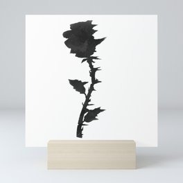 As Dark as my Soul Mini Art Print