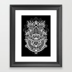 Ancient Prophecy Framed Art Print