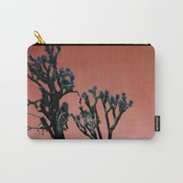 Desert Joshua Trees in California Carry-All Pouch