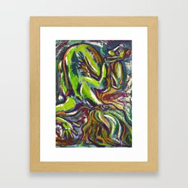 Sensation Framed Art Print