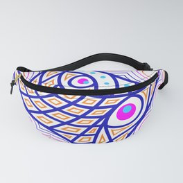 Infinite Eyes Realize Fanny Pack