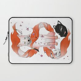 Red Kitsune Laptop Sleeve