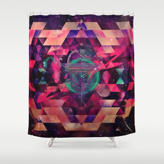 gyodysyc syn Shower Curtain