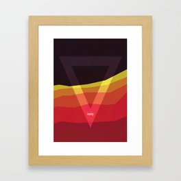 escapology Framed Art Print