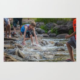 Mississippi Headwaters Fun Rug
