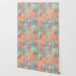 Floral abstract (80) Wallpaper