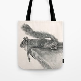 Monday Mood Tote Bag