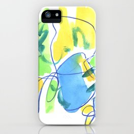 Edge of the Water iPhone Case