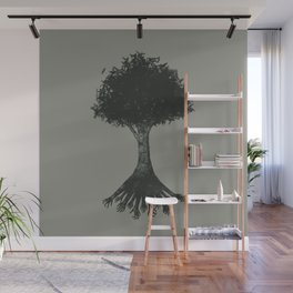 The Root Wall Mural