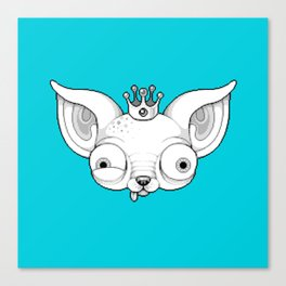 Royal Chi Canvas Print