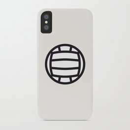 Volleyball - Balls Serie iPhone Case