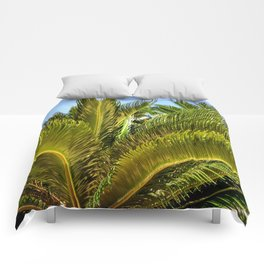 Palms Up Comforters