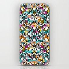 Aztec Geometric Reflection II iPhone & iPod Skin