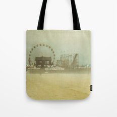 Seaside Heights Fun town pier New Jersey Tote Bag