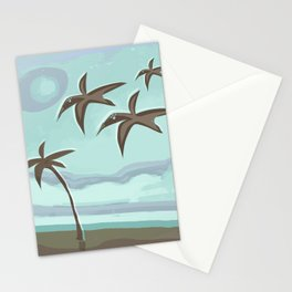 Mutant Scenery Sequence 3 Stationery Cards