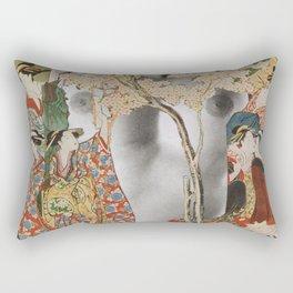 House Of Pleasure Rectangular Pillow