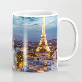 Paris, City of Lights Coffee Mug