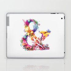 Mushrooms & Laptop & iPad Skin
