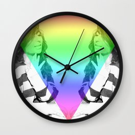 Spectrum Wall Clock