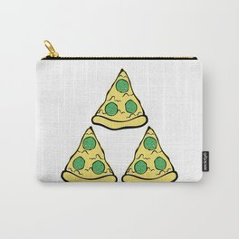 Pizza Pie-Force Carry-All Pouch
