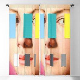 Portrait With A Spectrum 3 Blackout Curtain