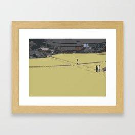 Korakuen Japan Framed Art Print