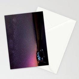 Nocturnal Subaru Stationery Cards