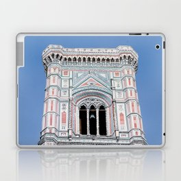 Campanile di Giotto Laptop & iPad Skin